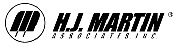 HJMartin Electric Logo